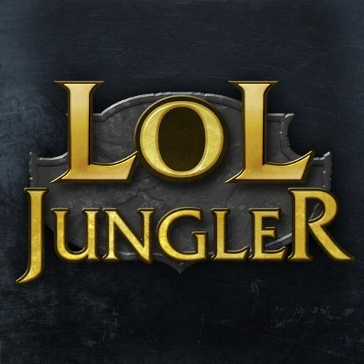 LoL Jungler iOS App