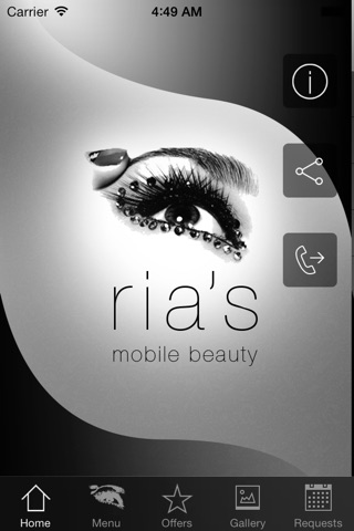 Beauty by Ria screenshot 2