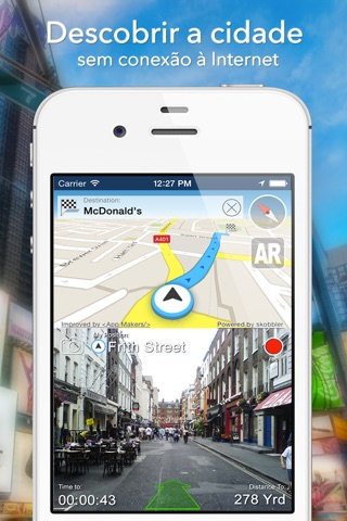Germany Offline Map + City Guide Navigator, Attractions and Transports screenshot 1