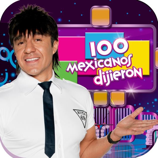Resultado de imagen para 100 Mexicanos Dijieron icon