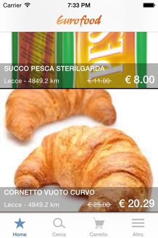 Eurofood screenshot 1