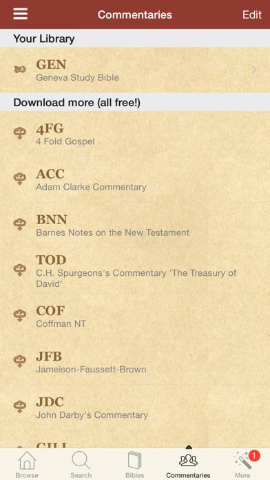Словарь греческой БиблииСкриншоты 5