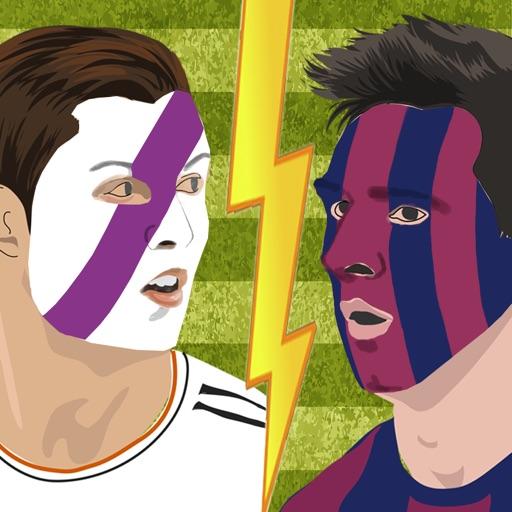 Kick N Jump - Ronaldo & Messi Edition iOS App