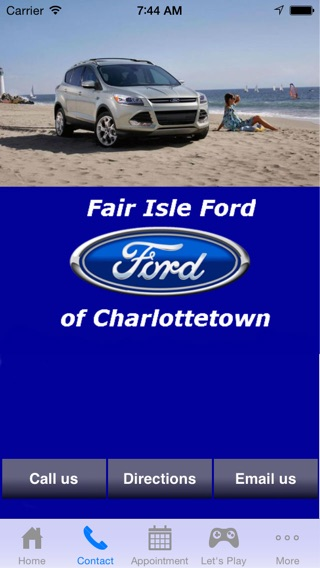 Fair Isle Ford on the App Store