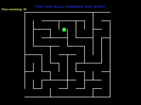 Word Maze screenshot 1