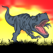 Escape Dino And Run Jump In This Prehistoric Jurassic Age Over History - The World Of Dinosaurs Extinction (Pro)