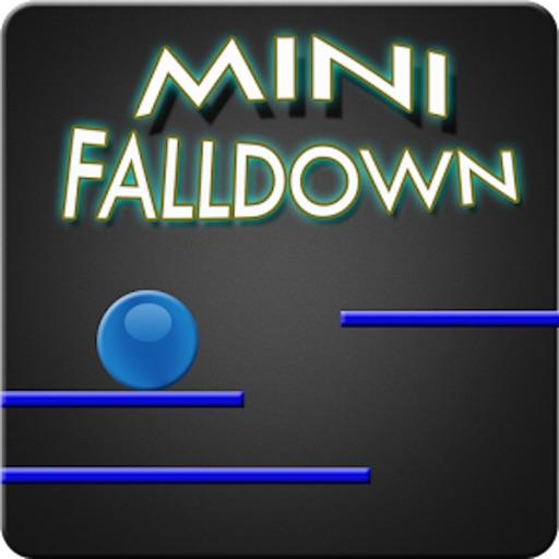 Mini falldown 3D free iOS App