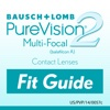 Bausch+Lomb PureVision2 Fit Guide