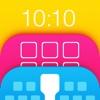 Themify - thèmes pour iPhone avec des fond d'écran,  écran de verrouillage et clavier.