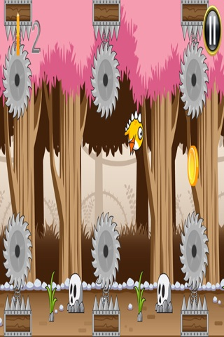 Flappy Dragon Dash: Jungle screenshot 3