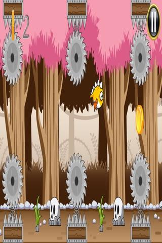 Flappy Dragon Dash: Jungle screenshot 3
