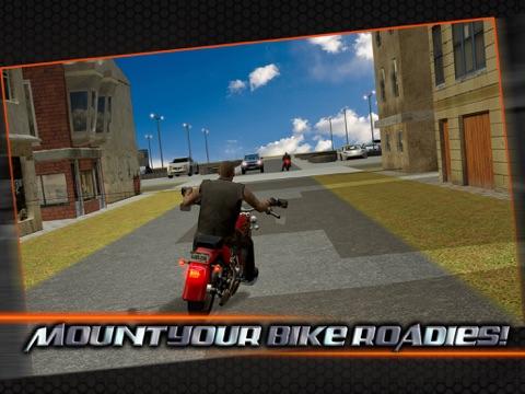 Screenshot #4 pour Bike Ride and Park Game