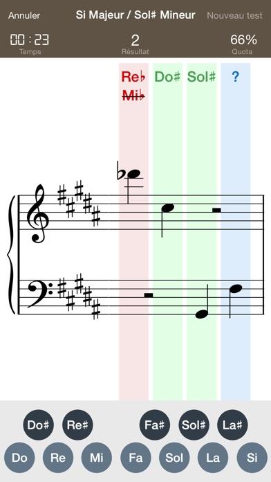 download B Flat - lire la musique apps 1