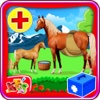 Horse Pregnancy Surgery – Pet vet doctor & hospital simulator game for kids