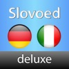 German <-> Italian Slovoed Deluxe talking dictionary