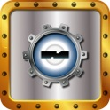 Password Manager Vault - FingerPrint Lock Account Wallet &1 Secure Passcode Safe