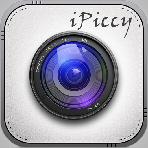 Great App for iPiccy iOS App