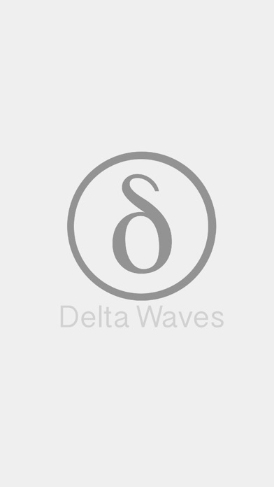 Delta Waves - Brainwave Entrainment and Isochronic Tones with Binaural Beats for Rem Sleep screenshot one