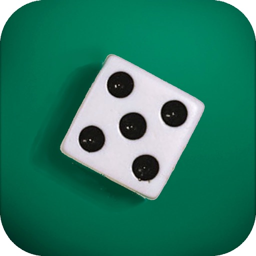 Dice 5 iOS App