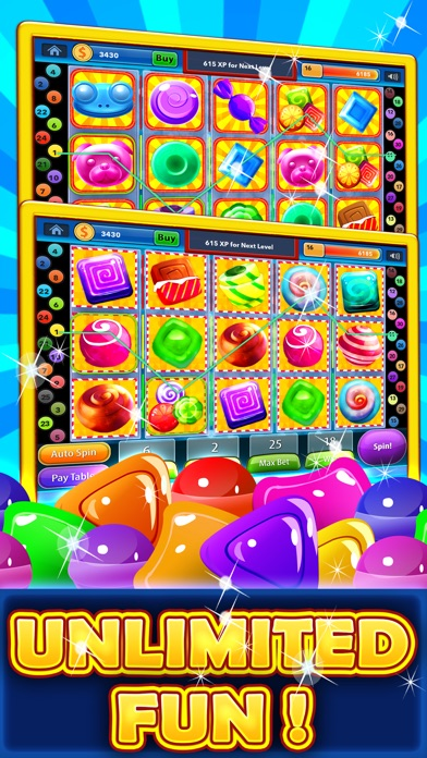 ``` All Candy Slots Of Heaven's Magic `` - play golden star sands in the heart of old las vegas screenshot three