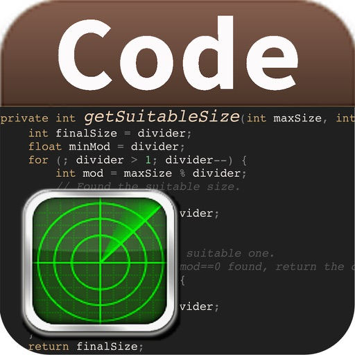代码阅读:CodeNavigator for iPhone
