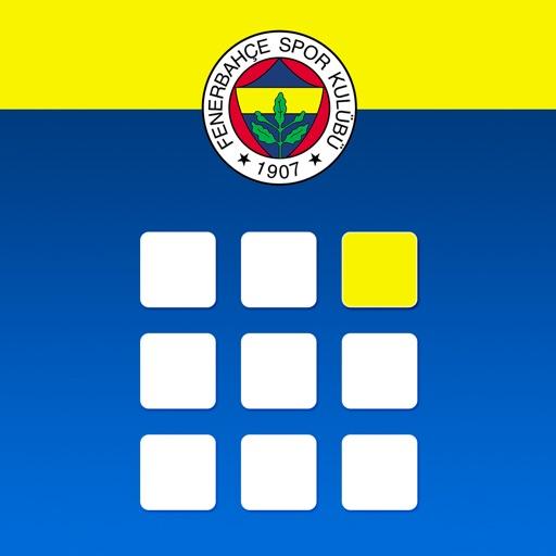 Fenerbahçe 2048 iOS App