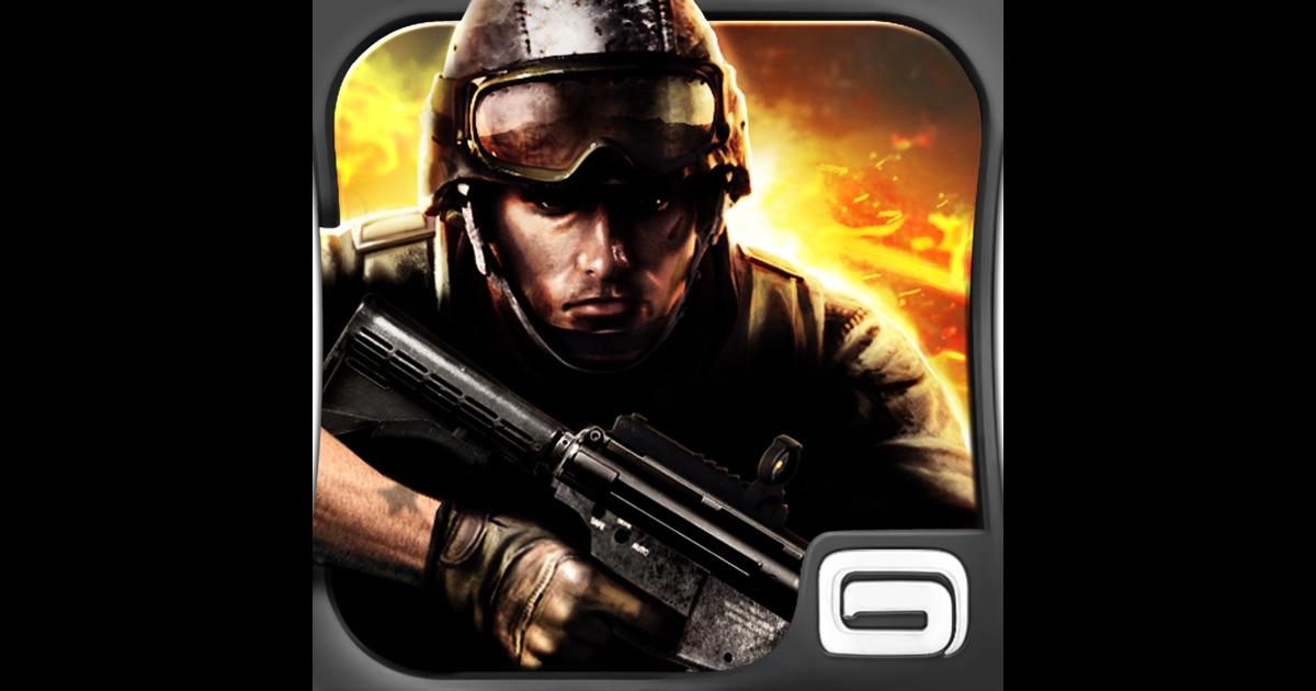 modern combat 3 fallen nation on the app store