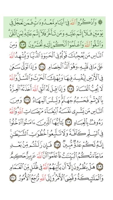 القرآن الكريملقطة شاشة3