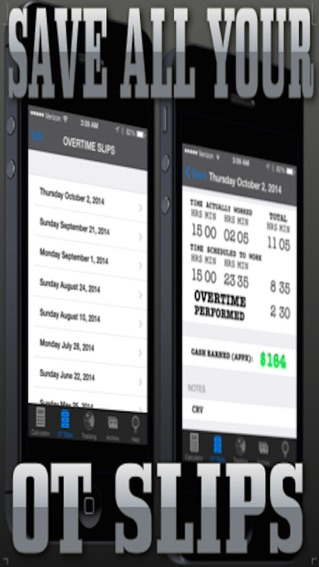 Cop'S Overtime Calculator On The App Store