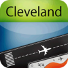 Cleveland Airport (CLE) Flight Tracker Hopkins - Webport