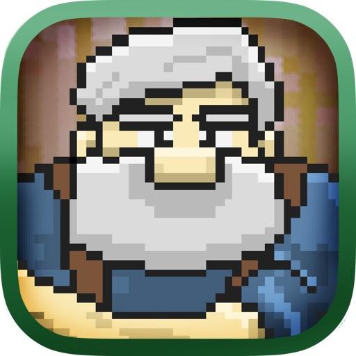 Lumberjack Timberman Challenge iOS App