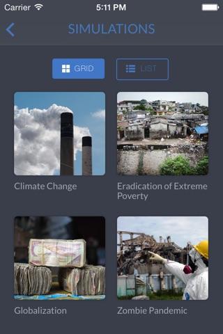 Model United Nations screenshot 2