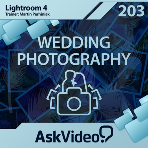 Course For Lightroom - Wedding Photography