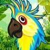 Parrot Island Matching Puzzle - PRO - Jungle Birds Slide To Match Challenge
