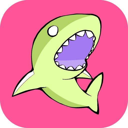 Zombie Shark vs Ninja iOS App