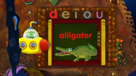 Tiggly Submarine Screenshot