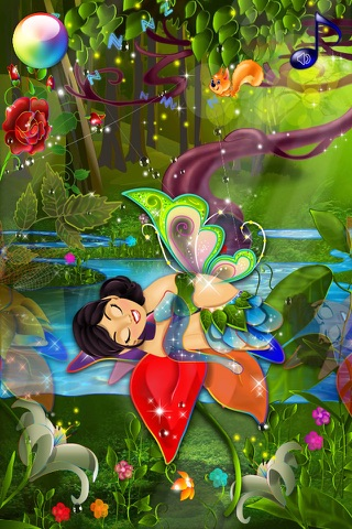 Fairy Dress Up Games for Girls with Dolls & Christmas Princess screenshot 4