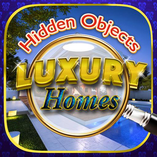 Hidden Objects Luxury Homes