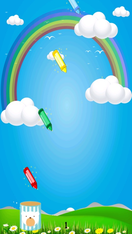Crayon Collector Invasion – Fast Falling Game for Kids Paid by glenn west