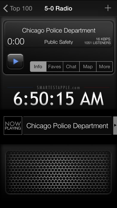 download 5-0 Radio Pro Police Scanner (Extra Feeds) apps 2