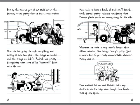 the diary of a wimpy kid ebook free s