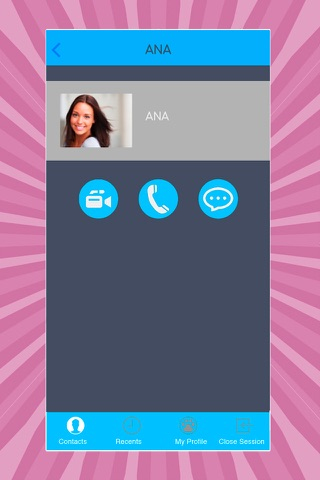 Language Exchange: Practice a foreign language with native speaker in video call screenshot 3