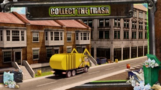 Screenshot #3 pour Garbage Trucker Recycling Simulation