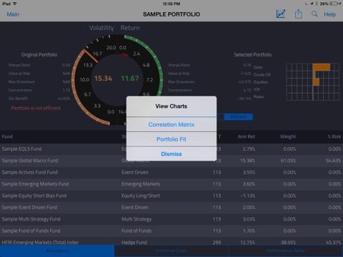 Risk-AI Fusion screenshot 1