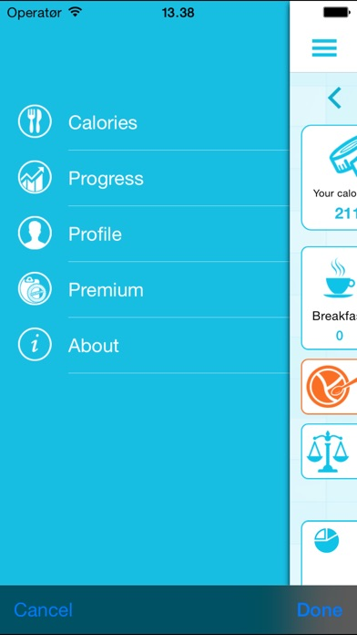 download Calorie Counter and Weight Loss Watcher apps 2