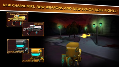 Screenshots of Call of Mini™ Zombies for iPhone