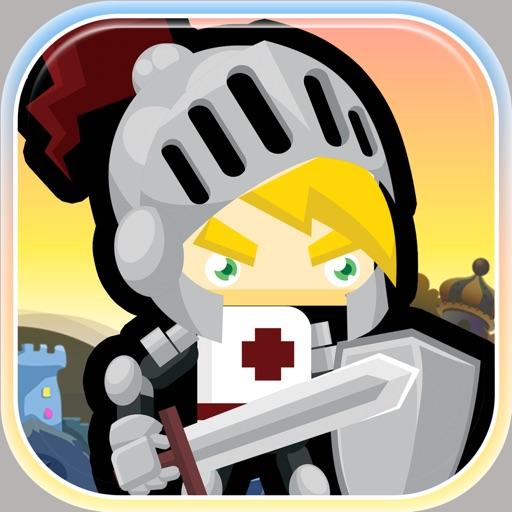 Kingdom Knights – Brave Warrior Run PRO iOS App