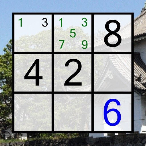 On-Core Sudoku iOS App