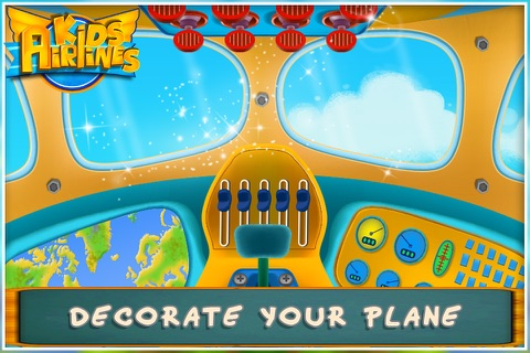 Kids Airline screenshot 2