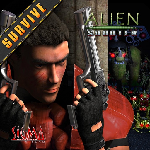 孤胆枪手之生存:Alien Shooter – Survive